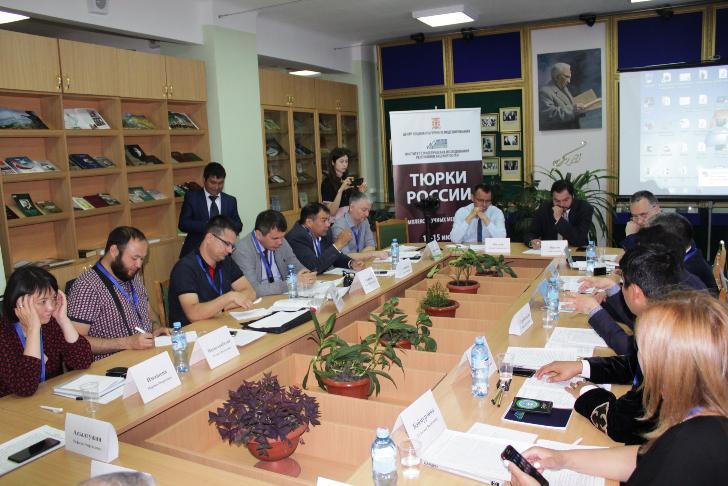 В Уфе учреждена Ассоциация по сохранению идентичности тюркских народов России