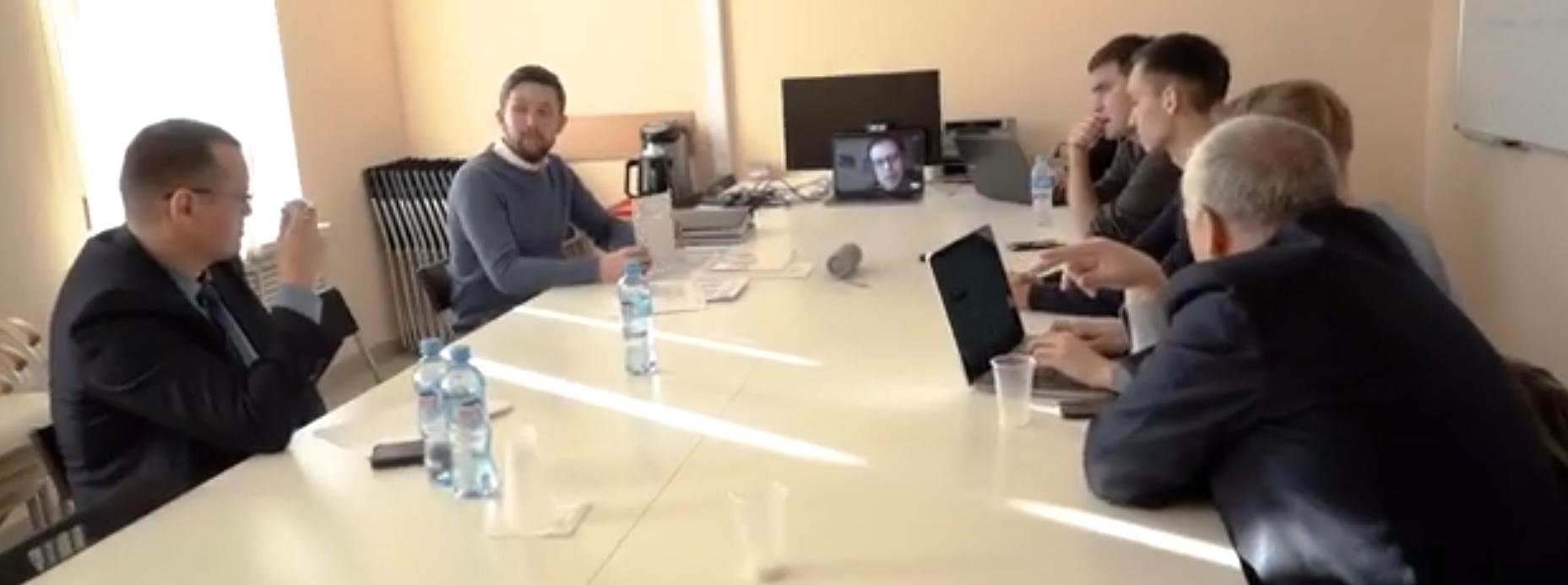 Технологизация башкирского языка