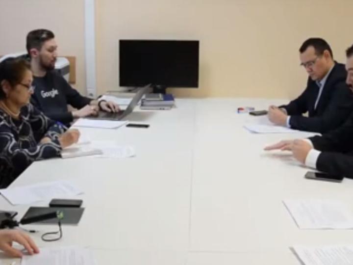Установочное собрание экспертного совета