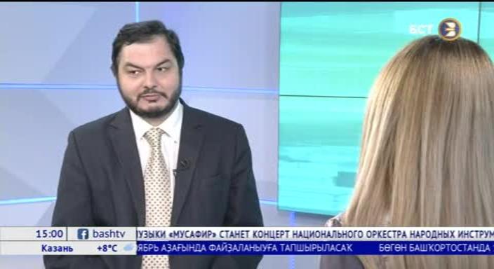 Азат Бердин в программе «Интервью» на БСТ