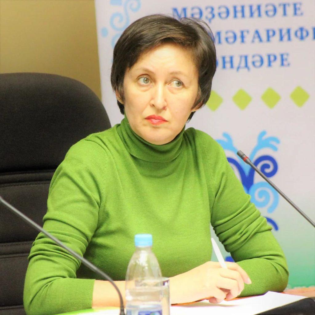 Гульчачак Гиниятовна Мухамедьянова