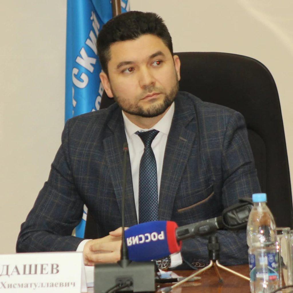 Юлдашев Искандер Хисматуллаевич
