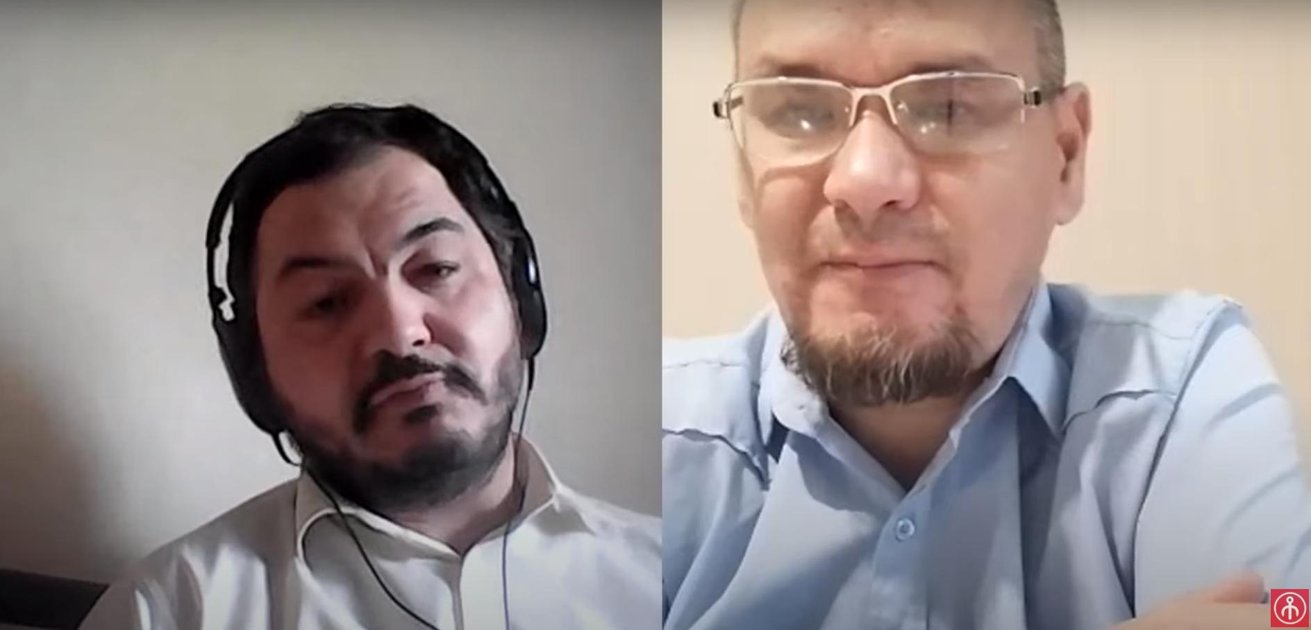 Интервью youtube-каналу «Беклербек Ногай»