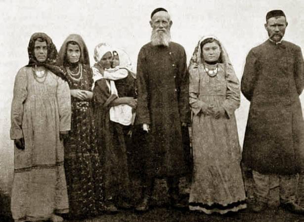Мишари: происхождение и развитие